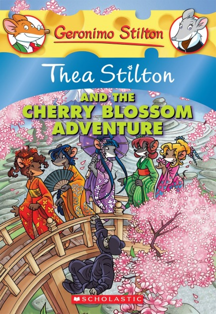 Thea Stilton #6: Thea Stilton and the Cherry Blossom Adventure
