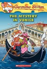 Geronimo Stilton #48: The Mystery in Venice