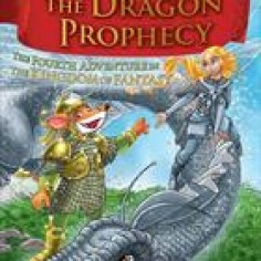 Kingdom of Fantasy #4: The Dragon Prophecy