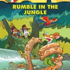 Geronimo Stilton #53: Rumble in the Jungle