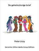 Viola-Lizzy - De geheimzinnige brief