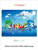 EledolceAle - I <3 Summer !