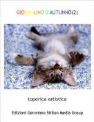 toperica artistica - GIORNALINO D'AUTUNNO(2)