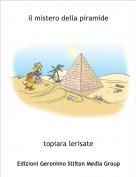 topiara lerisate - il mistero della piramide