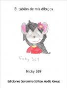 Nicky 369 - El tablón de mis dibujos
