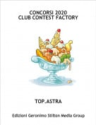 TOP.ASTRA - CONCORSI 2020