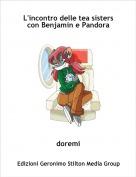 doremi - L'incontro delle tea sisters con Benjamin e Pandora