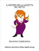 Geronimo CodaComica - IL MISTERO DELLA GAZZETTA DEL RATTO