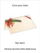 Rati Marti - Carta para todos