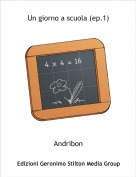 Andribon - Un giorno a scuola (ep.1)