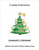 GIANMARCO GERONIMO - Il natale di Geronimo