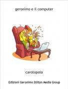 carotopola - geronimo e il computer