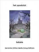 bababa - het spookslot