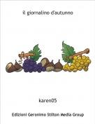 karen05 - il giornalino d'autunno