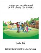 Lady Blu - viaggio per monti e mari (prima parte) TEA SISTERS