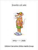 emy----> Jada - Granite col sole