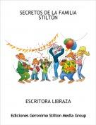 ESCRITORA LIBRAZA - SECRETOS DE LA FAMILIASTILTON