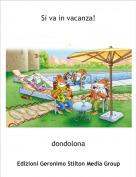 dondolona - Si va in vacanza!