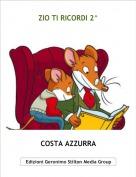 COSTA AZZURRA - ZIO TI RICORDI 2^