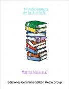 Ratita Valery.G - 14 Adivinanzas de la A a la Ñ.