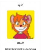 CHIARA - QUIZ