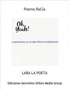 LARA LA POETA - Poema RaCla