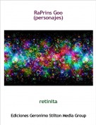 retinita - RaPrins Goo(personajes)