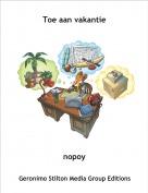 nopoy - Toe aan vakantie