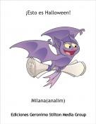 Milana(analim) - ¡Esto es Halloween!