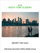 MICKEY FAN UwU - NYA