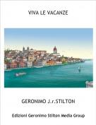 GERONIMO J.r.STILTON - VIVA LE VACANZE