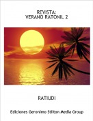 RATIUDI - REVISTA: