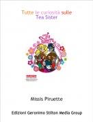 Missis Piruette - Tutte le curiosità sulleTea Sister
