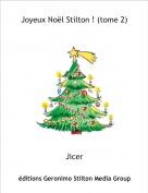Jicer - Joyeux Noël Stilton ! (tome 2)