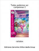 ratialex - Todas podemos ser campeonas 2