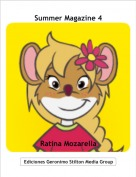 Ratina Mozarella - Summer Magazine 4