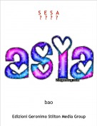 bao - S  E  S  A?  ?  ?  ?