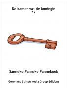 Sanneke Panneke Pannekoek - De kamer van de koningin 17