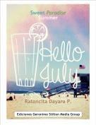 Ratoncita Dayara P. - Sweet ParadiseSummer