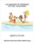 QUESITA STILTON - LAS IMÁGENES DE GERONIMO STILTON: VACACIONES