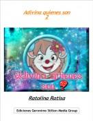 Ratolina Ratisa - Adivina quienes son2