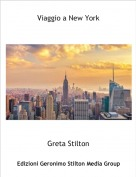 Greta Stilton - Viaggio a New York