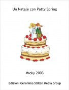 Micky 2003 - Un Natale con Patty Spring