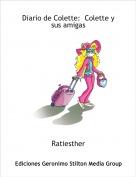 Ratiesther - Diario de Colette:  Colette y sus amigas