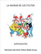 toñiratoncilla - LA NAVIDAD DE LOS STILTON
