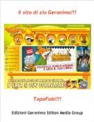 TopoFabi!!! - Il sito di zio Geronimo!!!