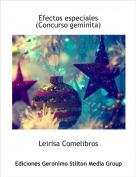 Leirisa Comelibros - Efectos especiales(Concurso geminita)
