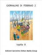 topilla  8 - GIORNALINO  DI  FEBBRAIO  2