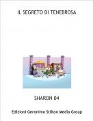 SHARON 04 - IL SEGRETO DI TENEBROSA