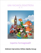 topetta formagiosa01 - UNA VACANZA DISASTROSA n°1